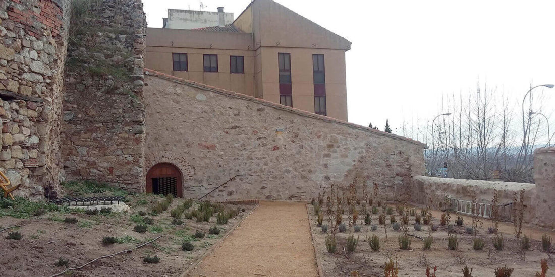 Imagen Exterior del Pozo de las Nieves