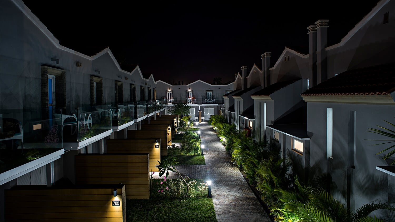 Bega iluminaci n profesional para instalaci n en exteriores for Iluminacion para exteriores