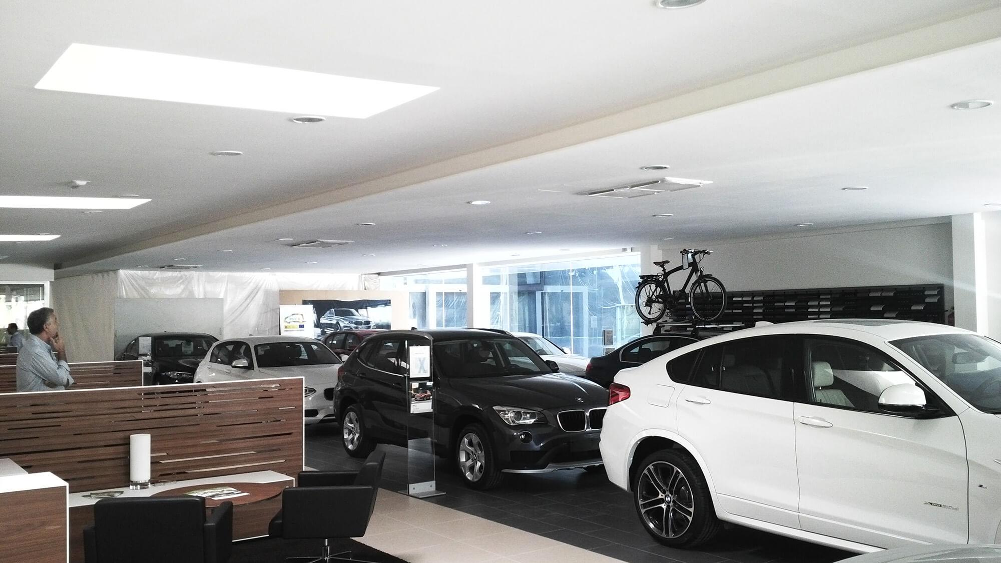 Concesionario BMW
