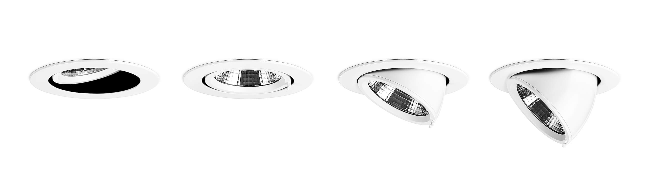 XILA Downlight orientable
