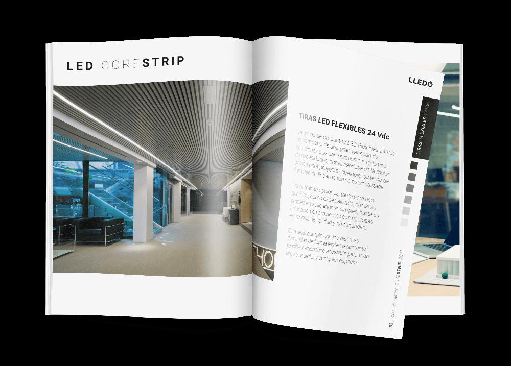 Catálogo Lledó Corestrip 2021
