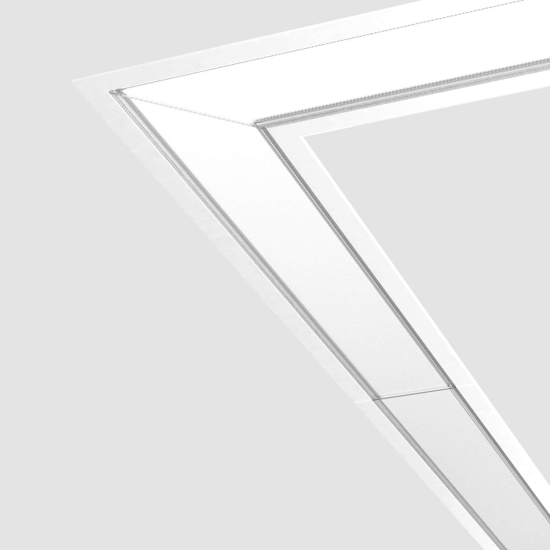 LINE LED V2 R UNION 90º UGR