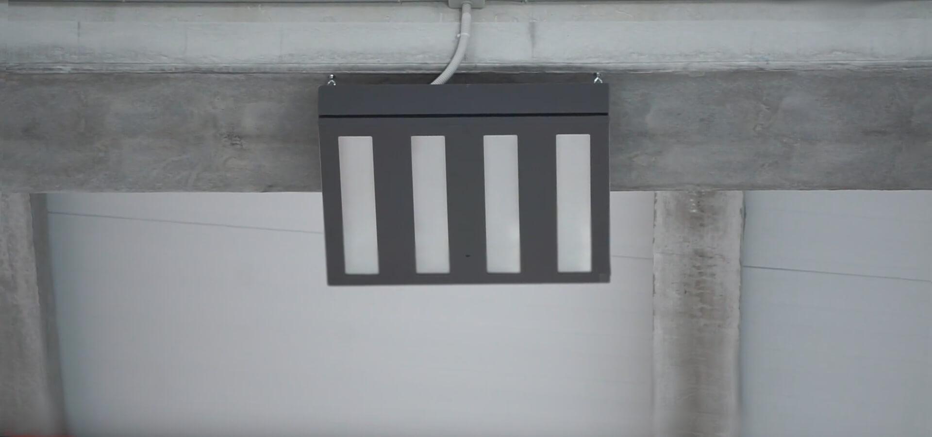 S840 Iluminación industrial