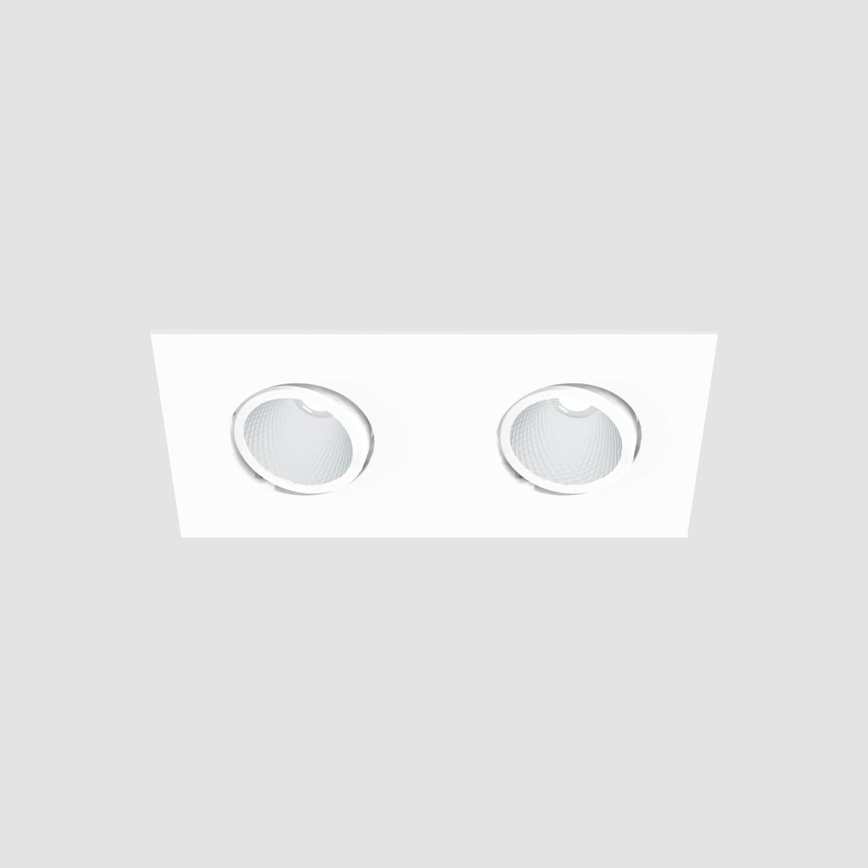 Proyectores y downlights LED SENA 2X