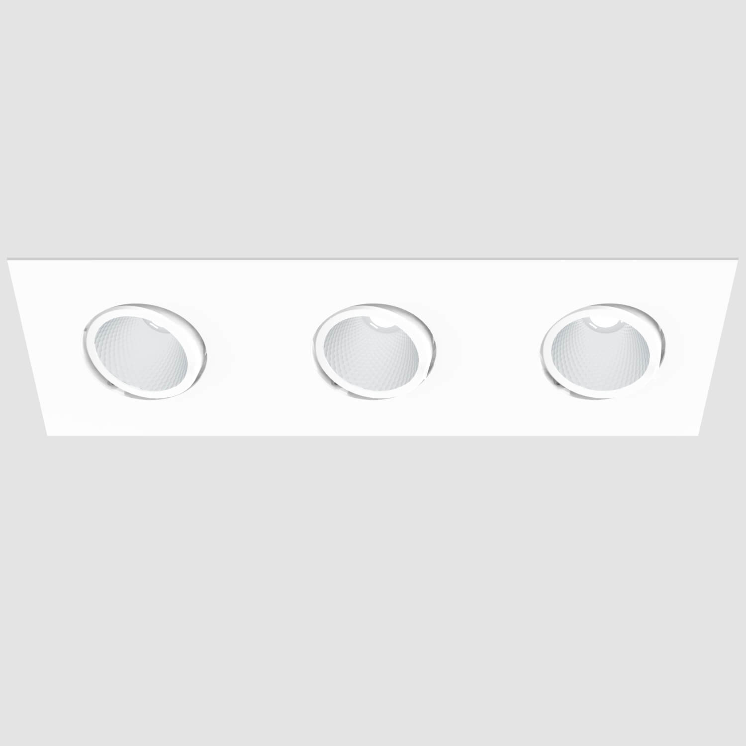 Proyectores y downlights LED SENA 3X