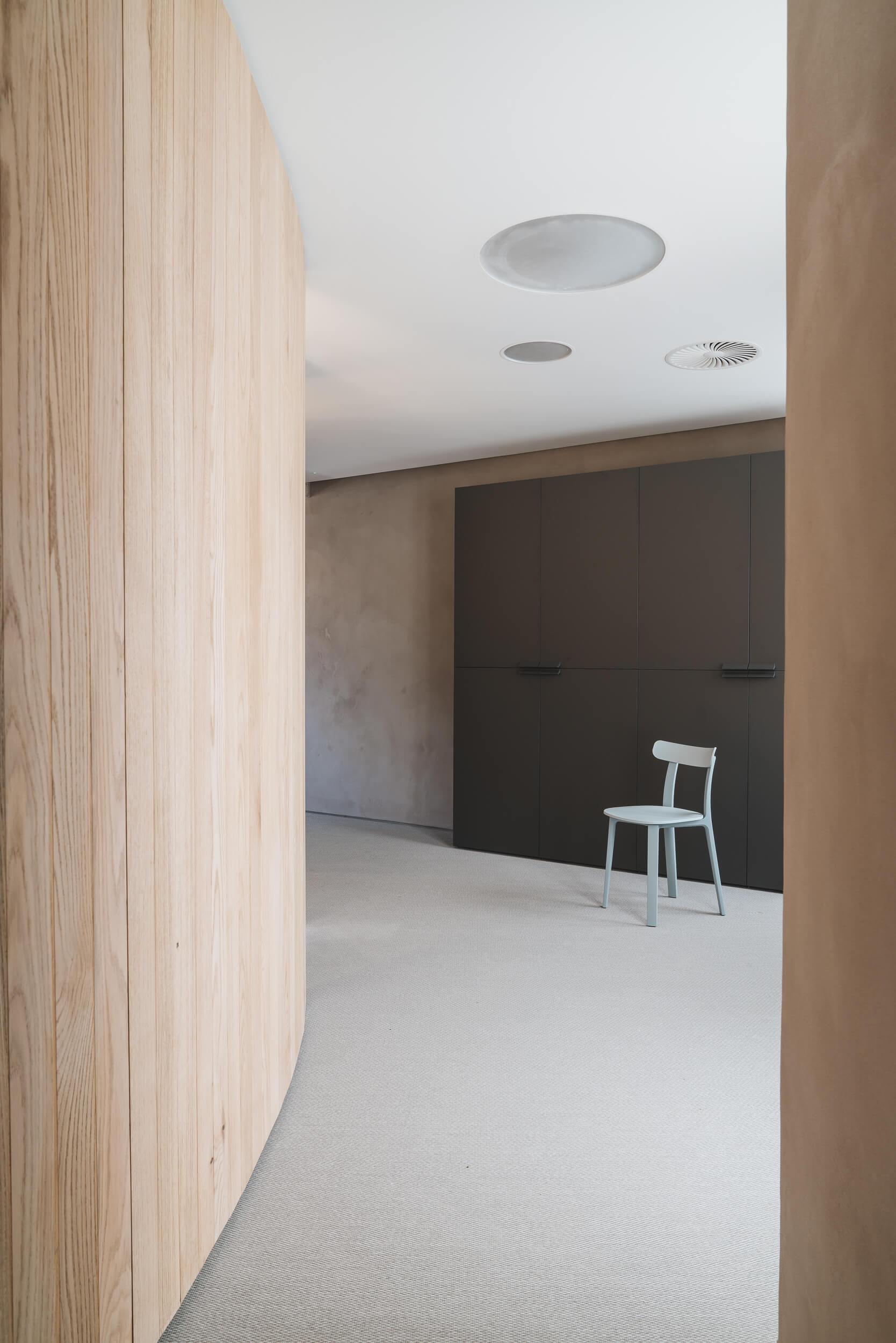 Diseño moderno en oficinas