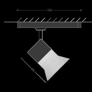 RITMO A CONO Aluminio