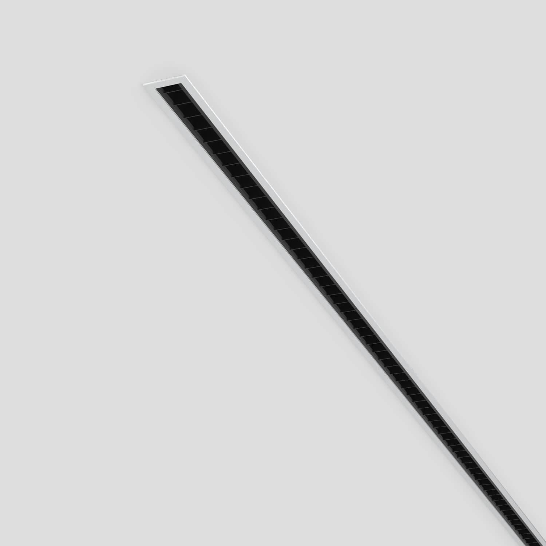Line 17 de empotrar (Celosía negra)
