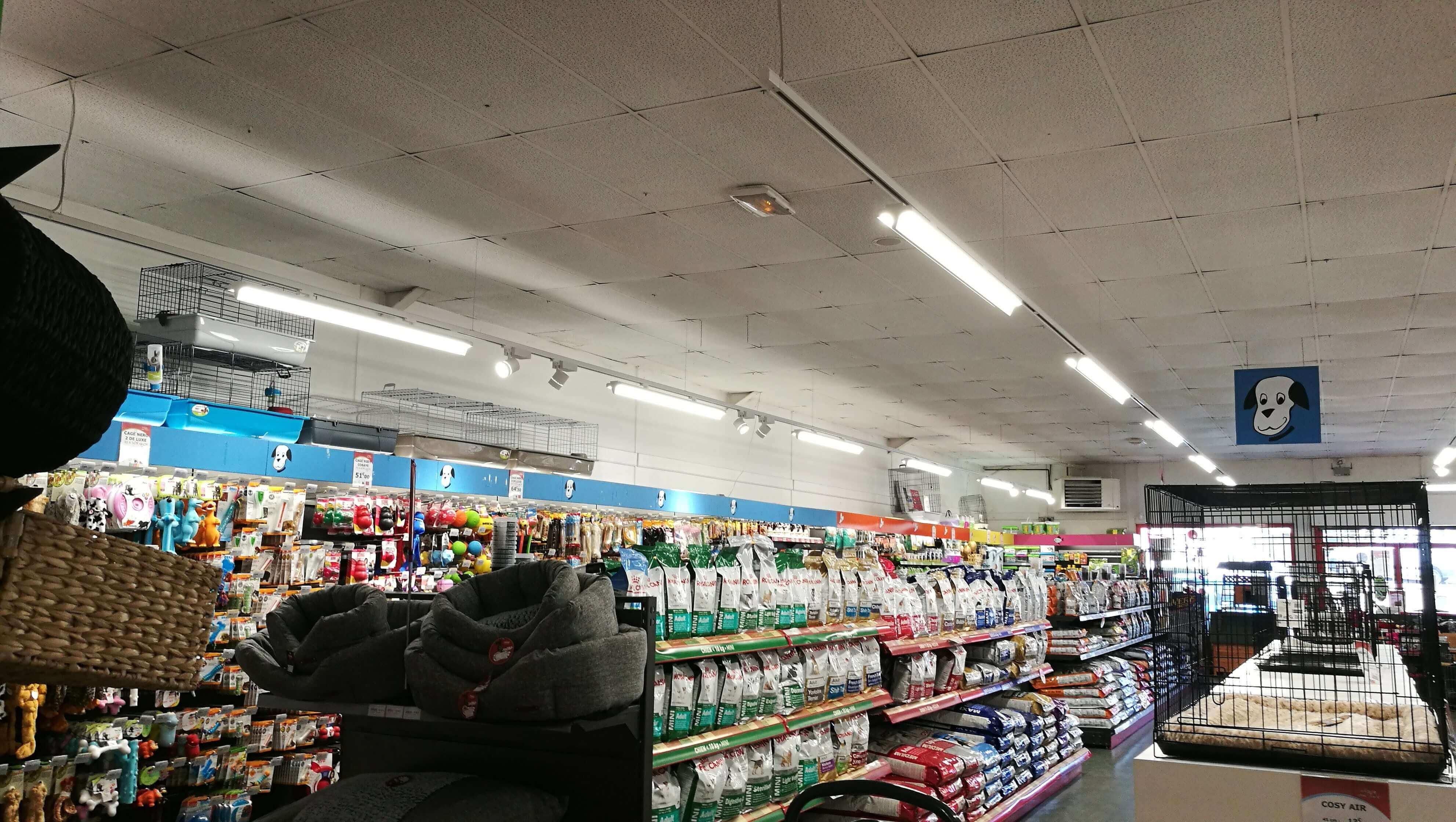 Incorporación de soluciones en iluminación de Grupo Lledó