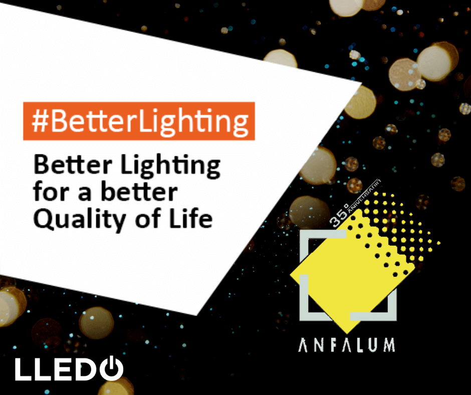 Lledó se incorpora al movimiento #BetterLighting