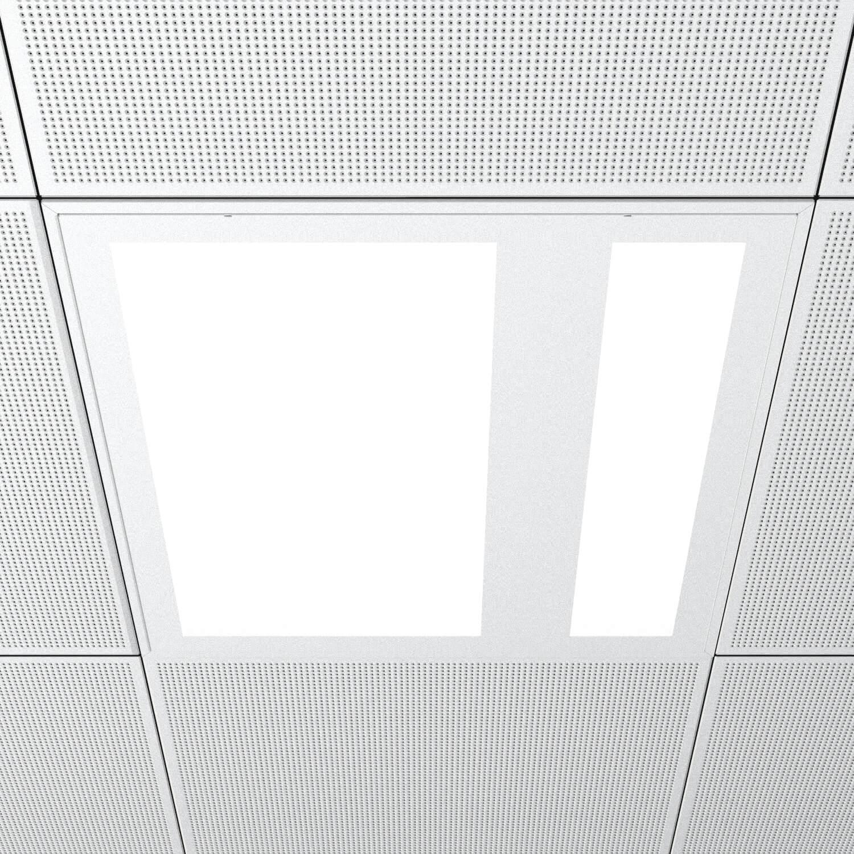 Luminarias para habitaciones de hospital con escenas