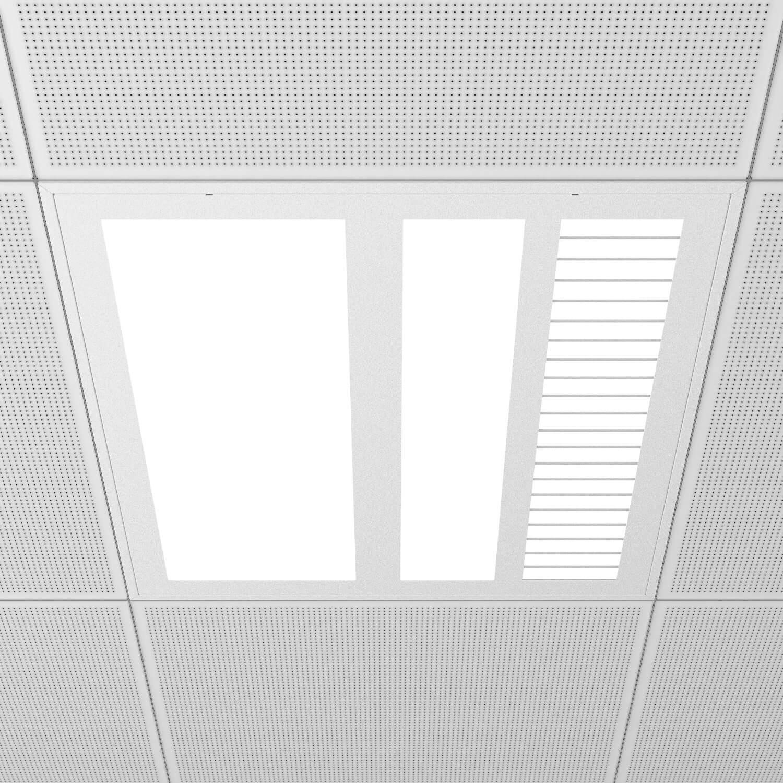 Luminarias para habitaciones de hospital