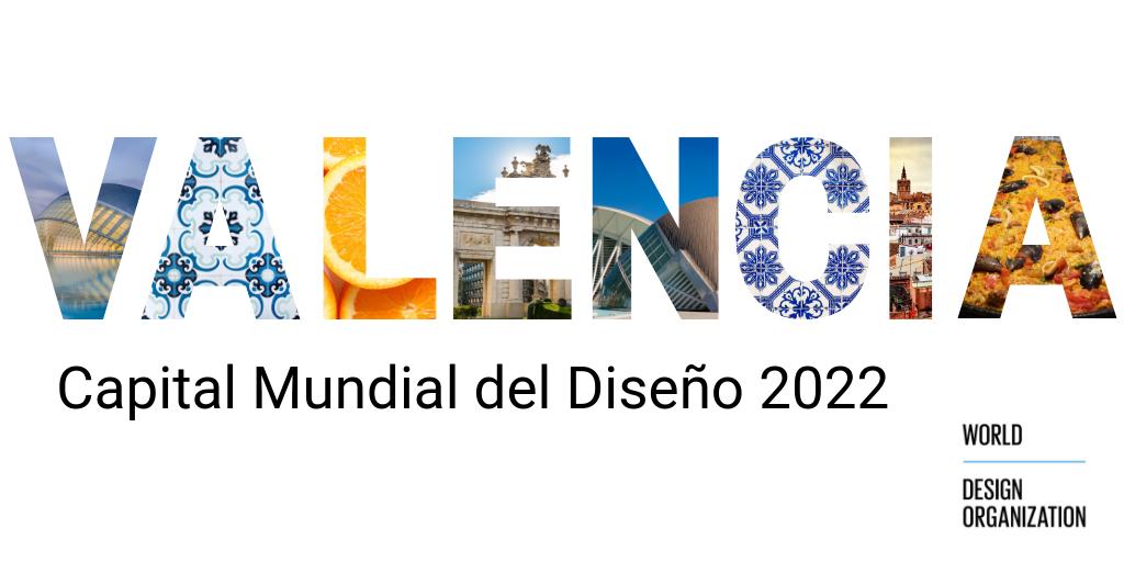 Valencia - capital mundial del diseño 2022