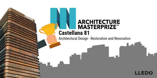 Castellana 81, ganador del Premio Architecture Masterprize