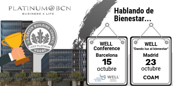 Premio LEED Barcelona y formación