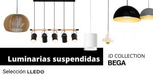 Selección de luminarias BEGA + iD Collection