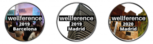 Eventos Wellference 2019 y 2020