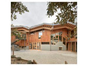 Exteriores colegio Montessori