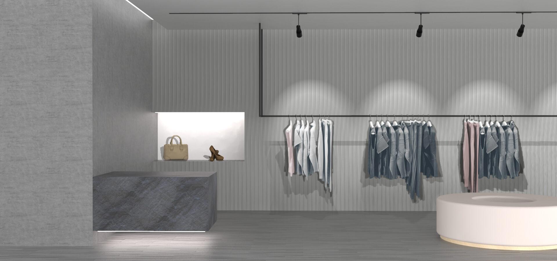 Focos para Retail y exposiciones