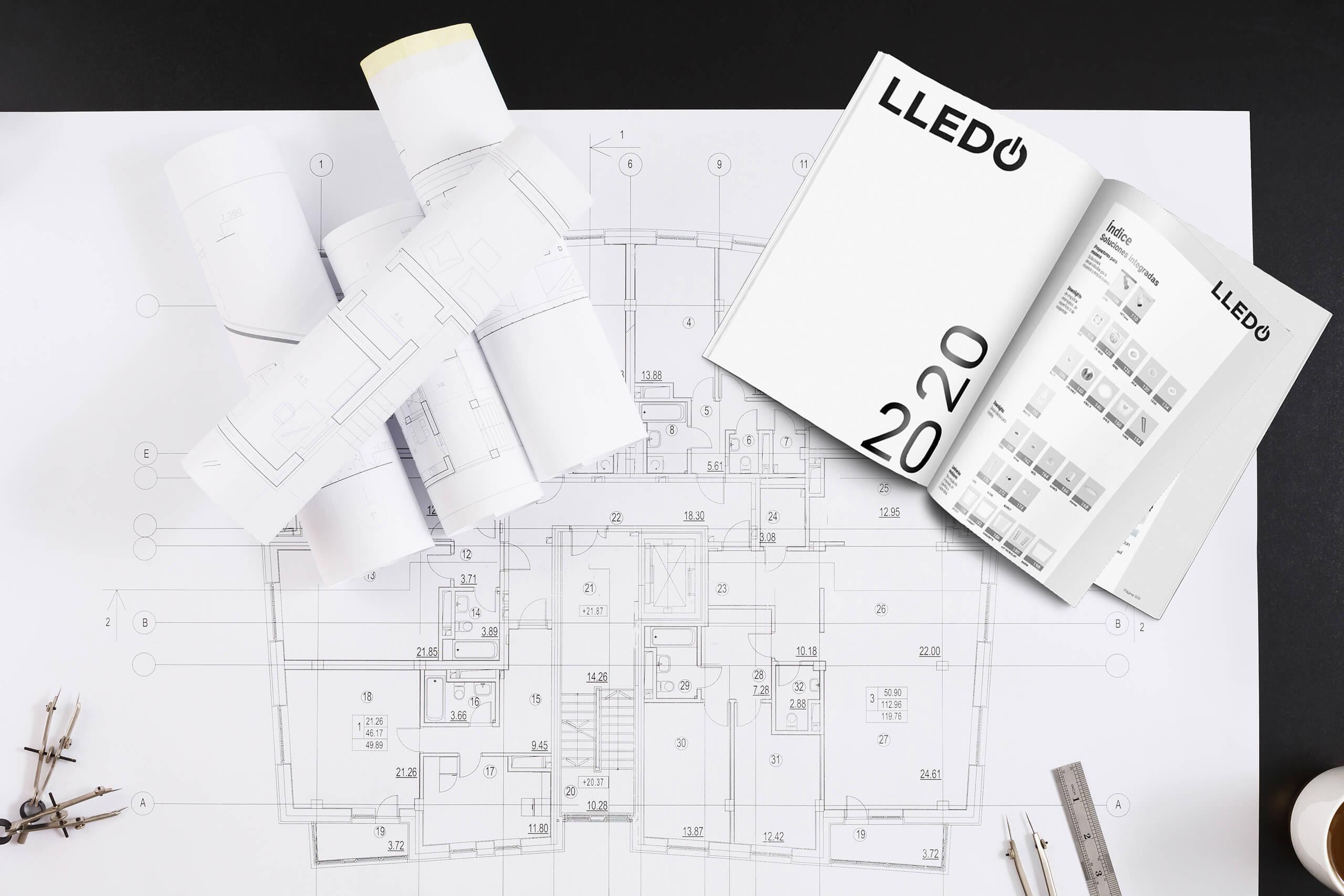 Catálogo Lledó 2020 Home