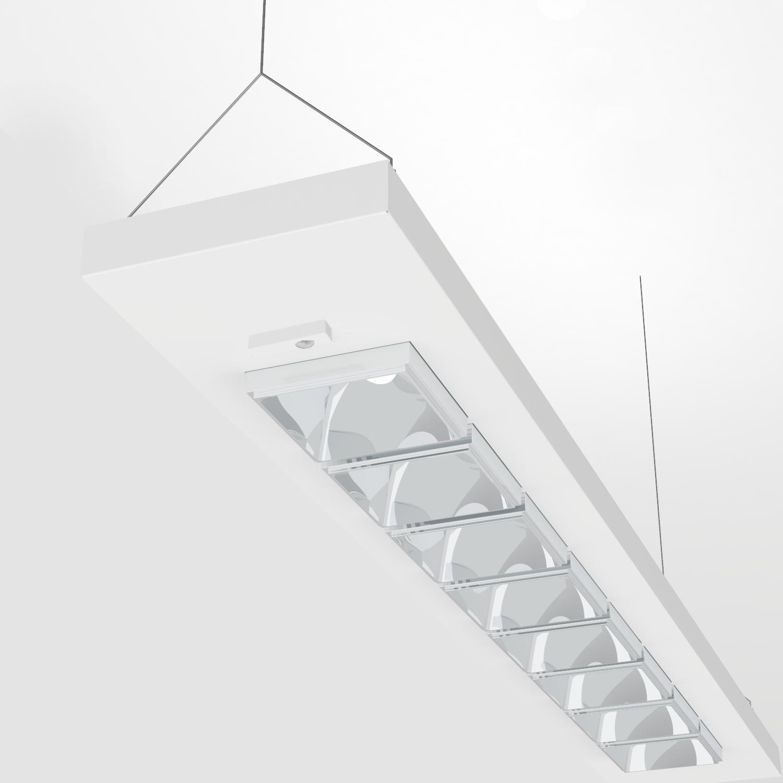 CeQ S line silver blanco mate