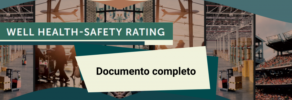 Descarga del informe completo WELL Healthy-Safety Rating