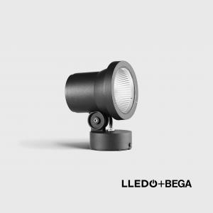 iluminación exterior Lledó + BEGA 3