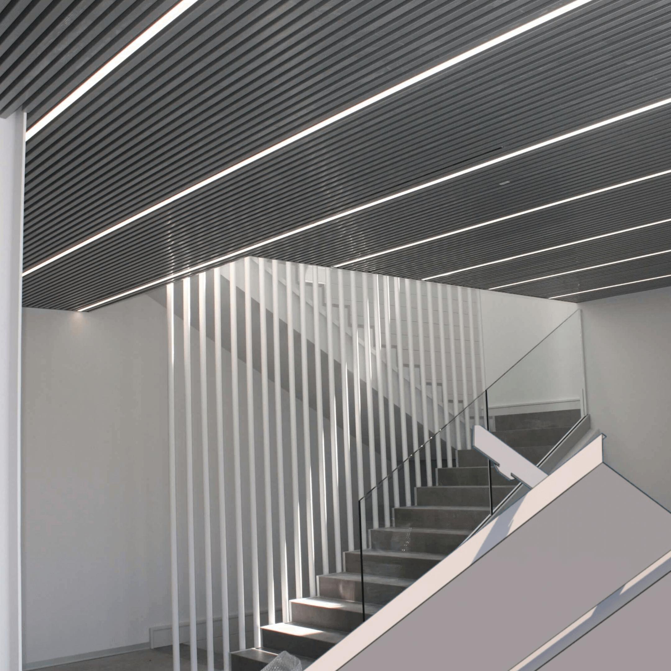 Oficinas con sistemas Lineales