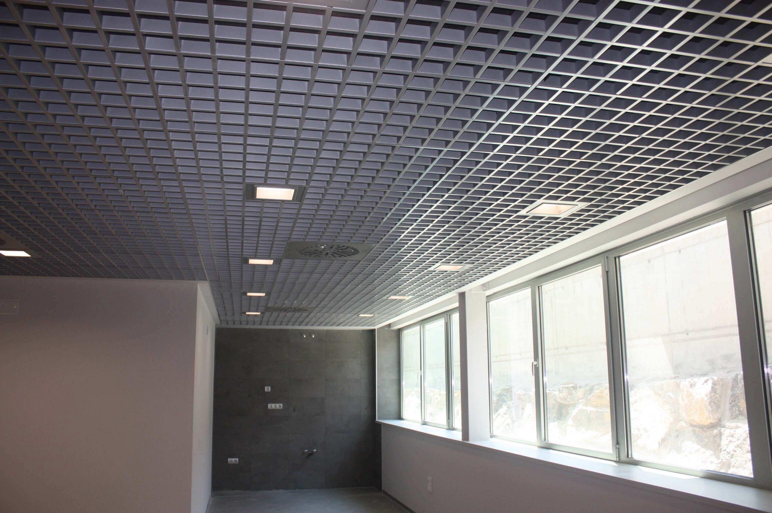 Strap System Lledó Ceiling