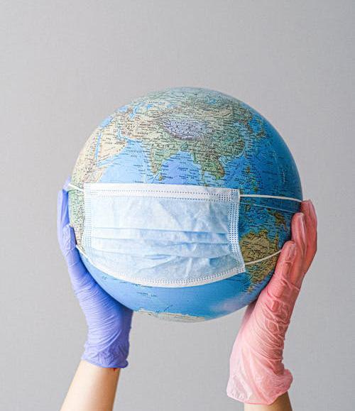COVID-19 en el Mundo.
