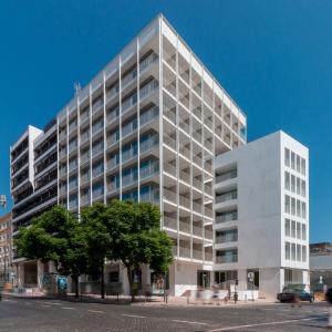 Edificio premiado después de la reforma