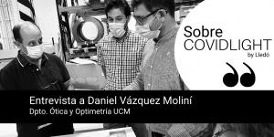 Visita Daniel Vázquez UCM