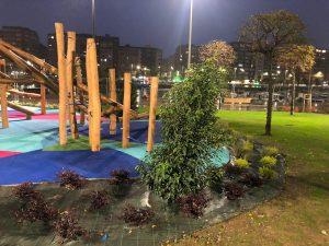 Remodelación Parque de la Ensenada