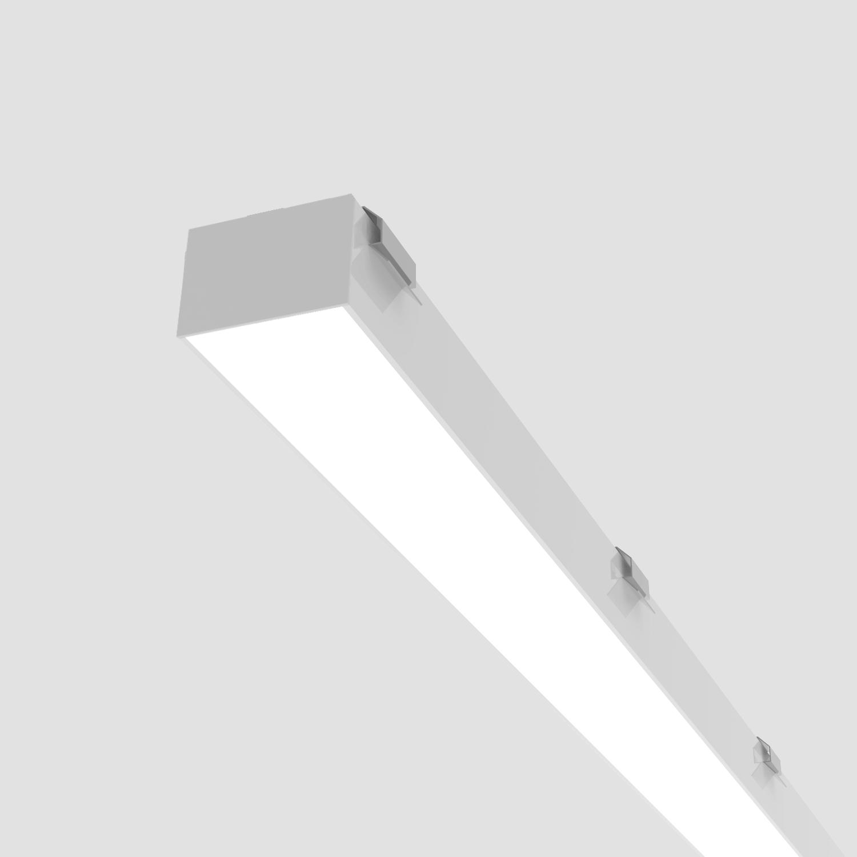 Perfil LED genérico modelo 50SA