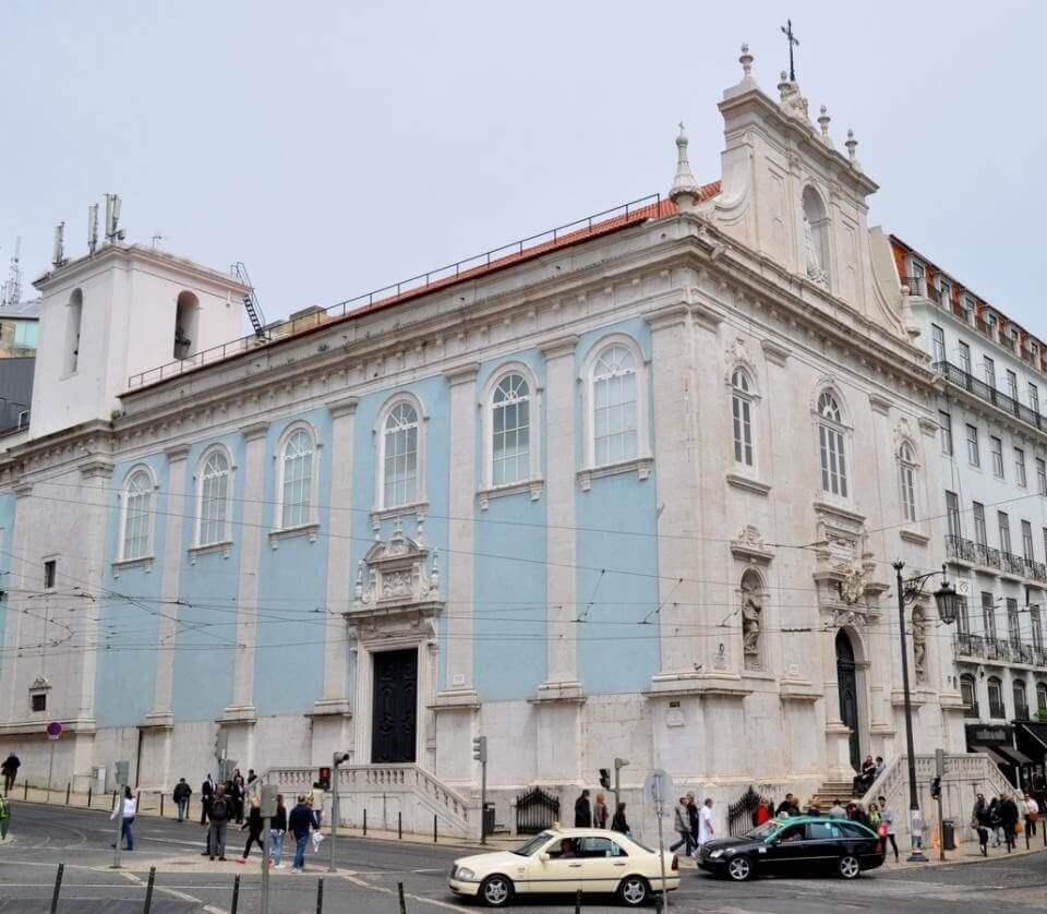 Iluminación innovadoras para iconos centenarios de la historia portuguesa