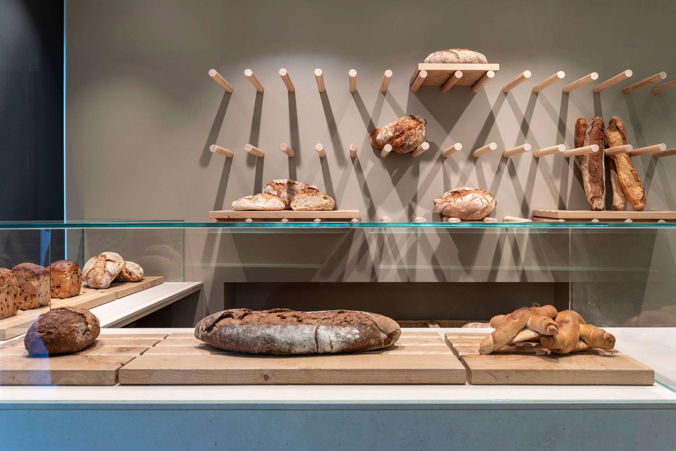 XEVE Artesano. Iluminación de panaderías