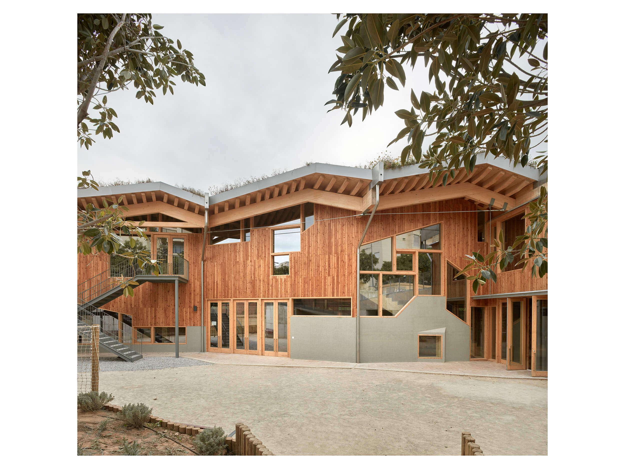 FOTO 1. PRoyecto Montessori School