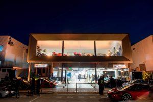 Foto 3 Proyecto de iluminación en McClaren Barcelona