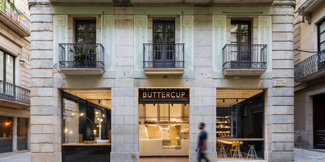 Buttercup, proyecto de iluminación