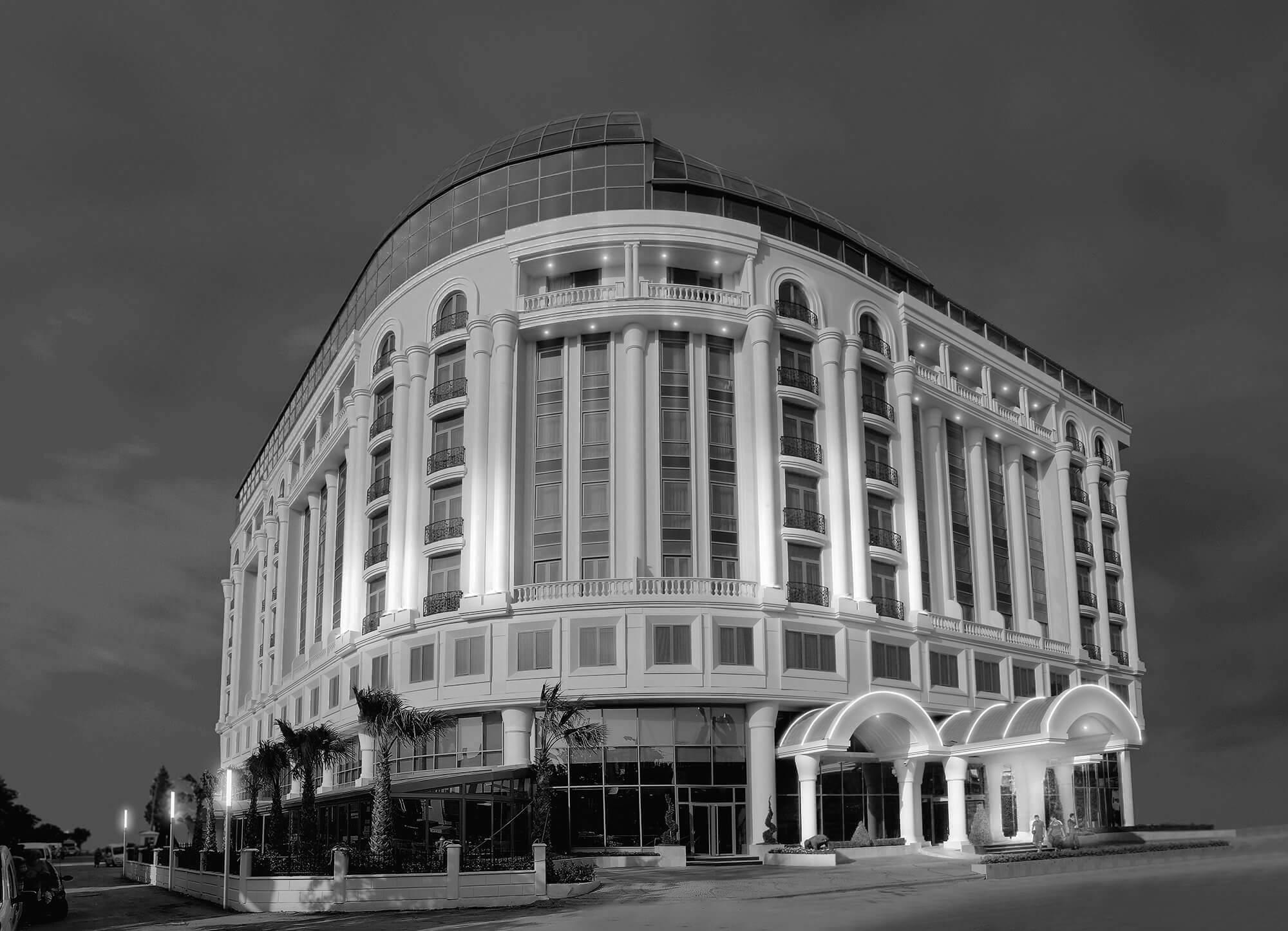 Luminarias para hoteles